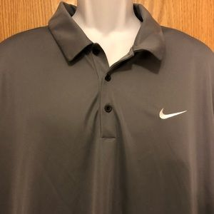 Nike polo rugby shirt men's size XXLT NWT msrp $40